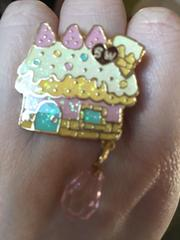 Swimmer☆お菓子の家リング☆指輪☆スイマー