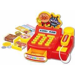 新品大人気★アンパンマンのレジスター 知育玩具