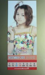 ソロカレンダーコレクションカード 2010.12.23/光井愛佳