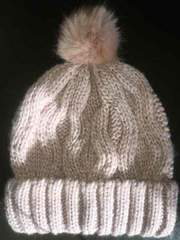 H&M 可愛いニット帽