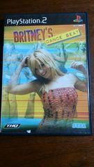 (PS2)BRITNEYS DANCE BEAT/ブリトニーズダンスビート☆リズムアクション♪即決アリ