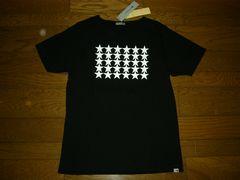 新品rebellion-opsリベリオンオプスTシャツ黒4星☆カットソーAKM