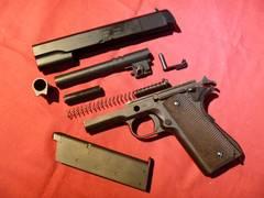 KWA M1911A1 ガスブロ S7