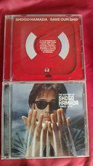 ☆中古CDアルバム【『SAVE OUR SHIP』浜田省吾】+オマケCD
