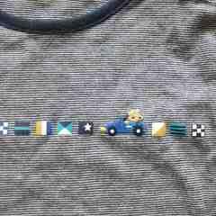 ファミリア☆Tシャツfamiliarサイズ80