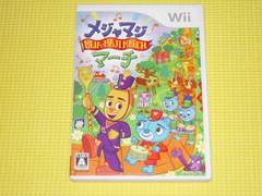 Wii★即決★メジャマジマーチ★箱説付★SLG