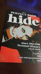 hide/PERFECT BOOK hide/1964-1998/ヒストリー本X JAPAN/zilch