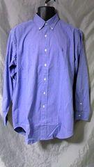 Poloボタンダウンチェックシャツ 151/2 未使用品