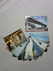 昭和のポストカード■大阪■10枚組■当時物■昭和レトロ