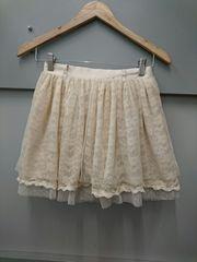 Ank Rouge☆チュール重ねスカート