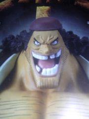 ワンピース王下七武海DXフィギュアvol.3 黒ひげティーチフィギュア