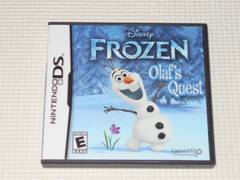 DS★DISNEY FROZEN OLAF'S QUEST 海外版(国内本体動作可能) アナ