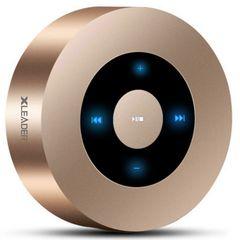 【LEDタッチ操作】Bluetooth スピーカー XLeader 高音質