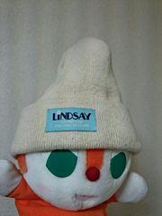 "LINDSAY…""*☆ニット帽 雑誌付録"