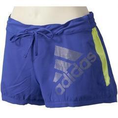 adidas アディダス W RC ショーツ M ブルー/X36383