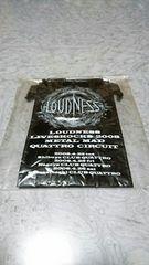 LOUDNESS ラウドネス METAL MAD 2008 パスケース 新品