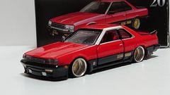 トミカプレミアム・日産・スカイライン・HT・2000・ターボ・RS・改