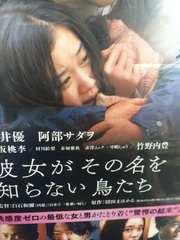 日本製正規版 映画-彼女がその名を知らない鳥たち 蒼井優