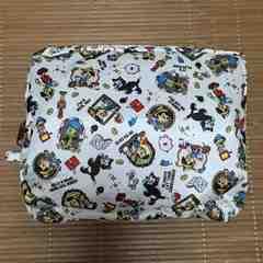 ディズニー・ポケッタブルトートバッグ。ピノキオ柄