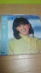 稀少LPレコード!石坂智子セカンドアルバム「流れ雲」☆