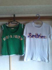新品 ROCO Tシャツとタンクトップ2点セット