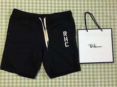 新品 ロンハーマン RHC スウェットショーツ Mサイズ ブラック