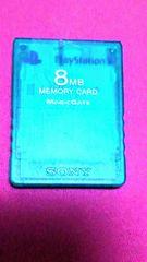【即決】SONY製☆PS2用メモリーカード(8MB)