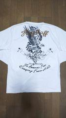 セール 新品 [ フラッグスタッフ ] アメリカンイーグル 長袖Tシャツ スカジャン 好きにも