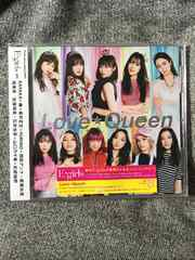 E-girls♪最新曲♪【Love☆Queen】CD1枚組(^_^)
