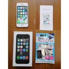 中古良品!制限○iPhone 5s 16GB au★ME334J/A A1453