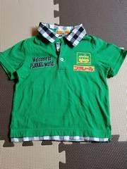 プラレール 襟付きトップス(ポロシャツ) 100