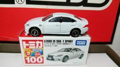 ★初回特別カラー赤箱トミカ100★レクサス IS 350 F SPORTS★