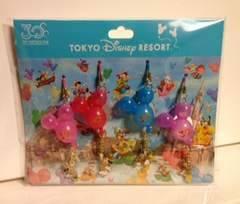 TDL☆30周年 ストラップセット バルーン ディズニーリゾート