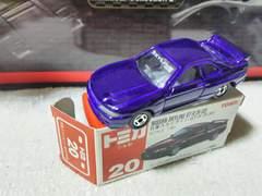 ロム特注 赤箱 スカイラインR33