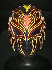 フーリガン製 ラ・ソンブラ試合用マスク