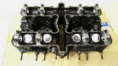Z400FX実働シリンダーヘッド良品ゼファー400Z2Z400GPGS400CBX400エンジンキャブ