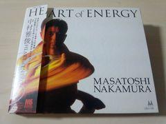 中村雅俊CD「ハート・オブ・エナジーHEART OF ENERGY」●