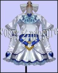 ふたりはプリキュア キュアホワイト☆彡コスプレ衣装