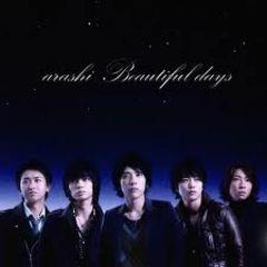 《初回盤》嵐 Beautiful days ARASHI ジャニーズ