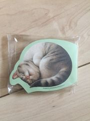 猫メモパッド