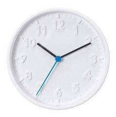 【新品】IKEA(イケア) STOMMA ストッマ 掛け時計