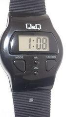 腕時計.Q&Q音声デジタルウォッチ シチズン製