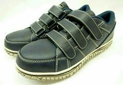 送料込K-ZOC[KZS-1100ネイビー]安全靴25.5cm