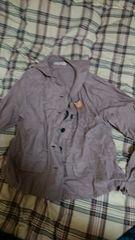 送料無料SM2サマンサモスモス ネコバッジ付きシャツ北欧ムーミン
