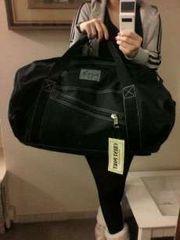 新品☆2way☆特大サイズのボストンバッグ