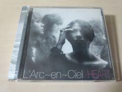 ラルク・アン・シエルCD「ハートHEART」L'Arc〜en〜Ciel●