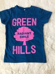 女の子用  半袖Tシャツ  美品140センチ