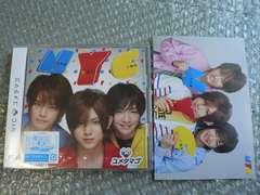 新品/NYC 『ユメタマゴ』初回盤A【CD+DVD】Hey!Say!JUMP他に出品