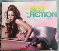 安室奈美恵 BEST FICTION CD DVD付き