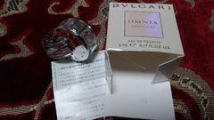 BVLGARIミニ香水新品5ミリリットル箱つき送料込み